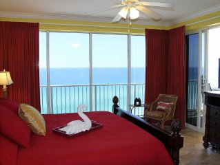 Enhanced Cleaning & Disinfection! Right on the Beach Luxury&Spacious 2Bed/2Bath