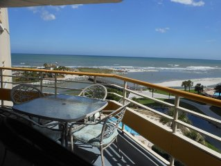 Oceanfront 3BR/3BA New Kitchen & Baths-Great View-Great Rates!