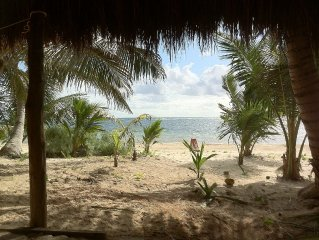 Costa Maya Beachfront Bungalow