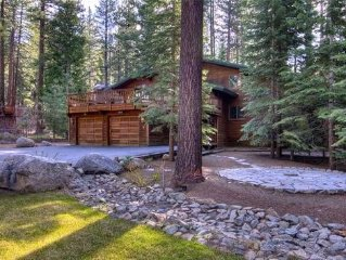 Come and Enjoy the Fresh Snow! Incline Village Private Home (3300 Sq.Ft.)