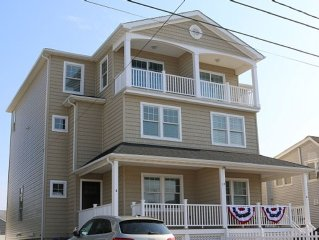 All Brand New!! Duplex Family Beach House  Rental in Ortley Beach, NJ!