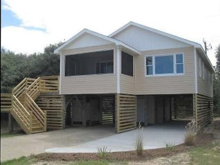 Ocean Side, Hot Tub, Pet Friendly, Remodeled Beach Home