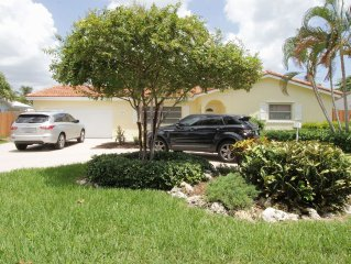 Experience Florida Charm within walking distance from beach
