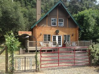 Donna's Doll House located 4.5 miles from Sequoia National Park.