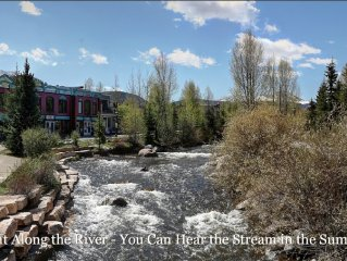 Ski-in Downtown Breck, This Location ROCKS!  Studio, Booking Specials!