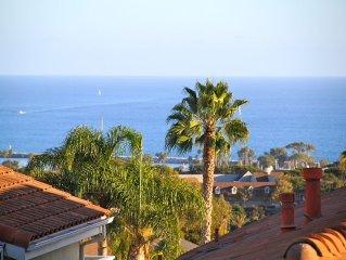 Panoramic Ocean Views-Modern Dana Point Home-Minutes to Best California Beaches