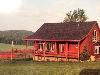 Cooperstown Cabin On 7 Beautiful, Scenic Acres!