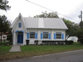 Church House Vacation Rental