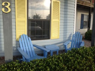 Spacious Townhouse on Hwy 30-A just steps from the beach