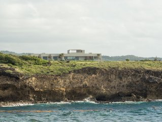 Modern Oceanfront Studio Rooms With Private Pool And Outdoor Shower