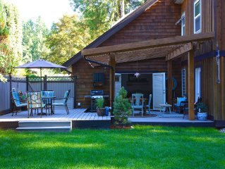 Cultus lake - Sleeps 12 - Special rates for March and April 2017