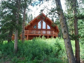 Spectacular Breckenridge Heights Lodge with Outstanding Views