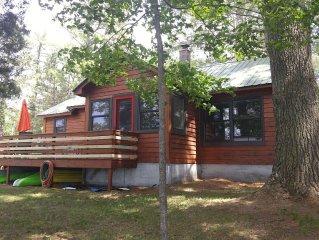 Lakeside cabin retreat; perfect getaway for winter sports, four seasons of fun
