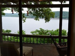 Welcome to Faulkner's Landing Lake Front Home with Boat Dock