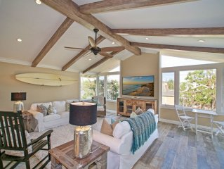 Beautiful Beach Cottage Home just steps from the beach!