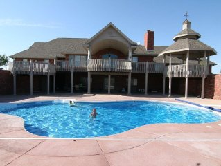 8600 Square Feet Of Luxury On 100 Acres Just Minutes From Town