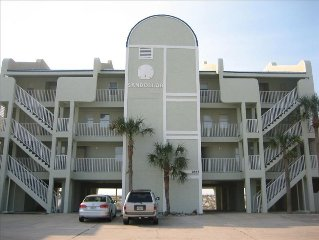 Paradise on the Beach!  GULF FRONT! Sandollar Condos!