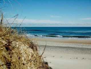 Hatteras Island with ocean views!