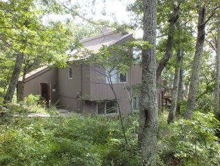 FANTASTIC Mountain and Valley Views from house and deck!!