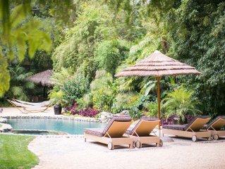 Montecito Tropical Paradise