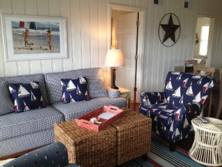 Adorable, second row cottage with pool! A gem - read our 5 star reviews!