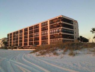 Luxury Beachfront Corner Condo