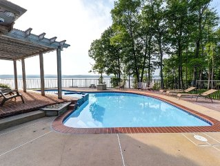 Perfect For Families!  Beautiful Views, Waterfront, Pool And So Much More!