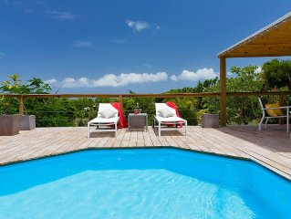Romantic Luxurious Peaceful Getaway For A Couple With 200° Sea And Sunset View