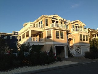 North End Of Surf City, Heated 16x32 Pool, Poolhouse, Elevator, 2nd From Beach