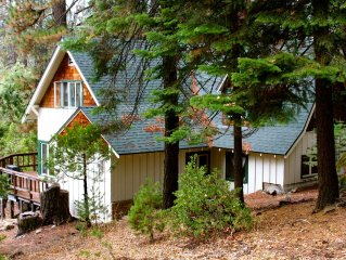 Baxters Mountain Cottage-Charming, Private, Cozy, Cabin