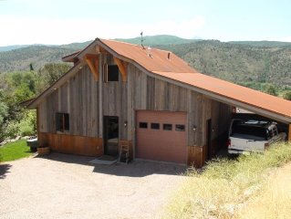 The Carriage House *1/2 the $ all the charm of a comparable Aspen property*