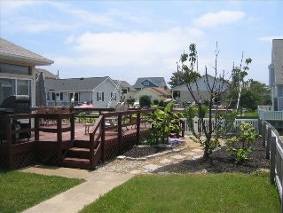 Waterfront 3 Bedroom Home, Short Walk to Beach, Boat Dock!