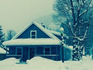 ALPINE ON ELK - A Fully Remodeled Historic Home On Elk Avenue