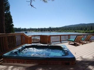 Sensational Spacious home On Big Bear Lake!