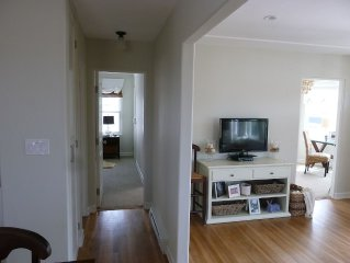 5 Blocks to the beach in a modern and well updated home WITH off street parking