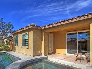Perfect Desert Getaway - Beautifully remodeled pool home next to the Polo Fields