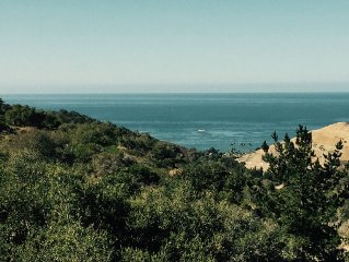 Mountain Top Ocean View for Two (Avila Beach/Fern Canyon)