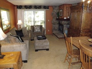 2BR/2BA  **Just Read Our Reviews!**  Beautiful Condo & Grt Value!