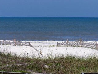 Gone Catchin* Steps to the Beach* Great Rates* Dogs Ok *Wifi* Hd TV* Free phone*