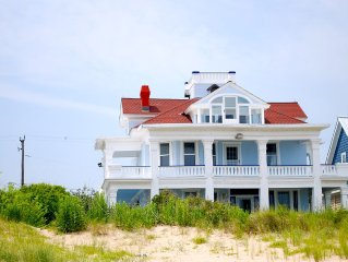 Gorgeous Beachfront Home With Stunning Views Of The Chesapeake Bay!!!