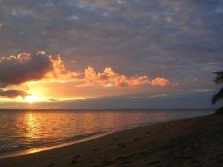 Hawaii Beachfront Vacation Rental