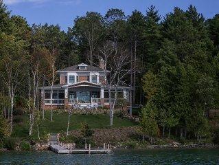 Restoration Hardware Meets Lake Life