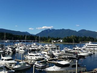 Luxury, Modern, Immaculate Prime Downtown Waterfront with Gorgeous View