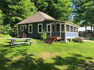 Waterfront Camp on Lake Champlain with Private Dock & Mooring (no pets)