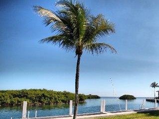 Spectacular 4 Bedroom / Ocean View / Private Dock