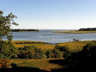 'Little Neck' - Where The Slocum River Meets Buzzards Bay