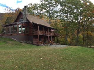 Beautiful, Secluded River View Cabin For The Perfect Vacation Get Away