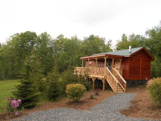Mountain Cabin for Peace, Beauty and Soul Shine