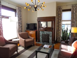 Historical Gem Close to Downtown, Belmont, Vandy, Music Row and Great Dining