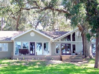 Custom Bay Front Home-  Near Sugar White Beaches & Fairhope
